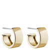 Snö of Sweden Carrie Small Earring Plain Gold 13 mm