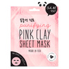 Oh K! Purifying Pink Clay Sheet Face Mask 18g