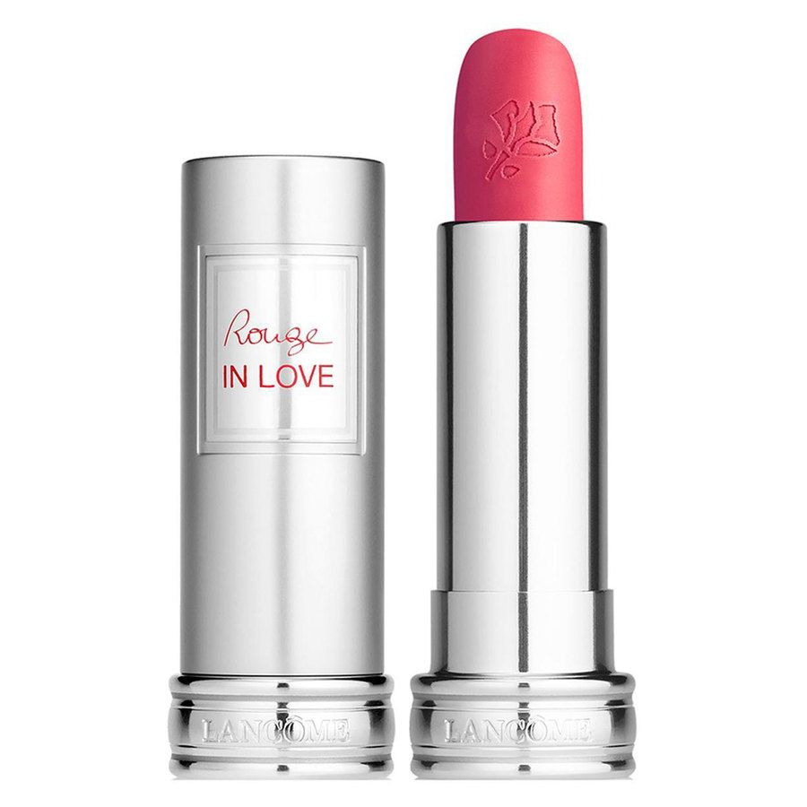 Lancôme Rouge in Love Lipstick #340B Rose Boudoir
