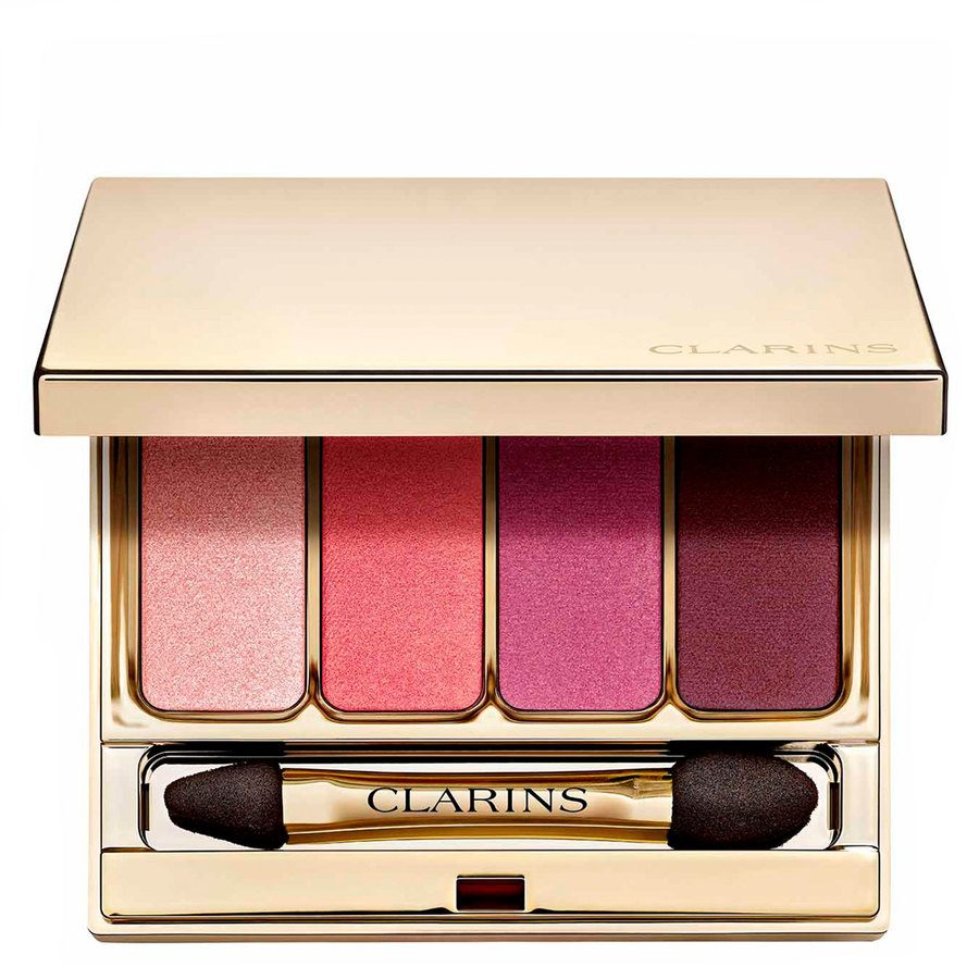 Clarins Eye Quartet Palette #07 Lovely Rose 7 g
