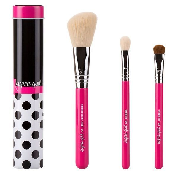 Sigma Color Pop Brush Kit