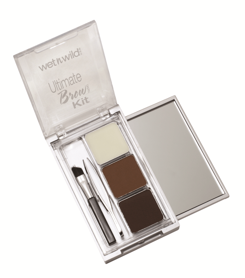 Wet`n Wild Ultimate Brow Kit Ash Brown E963