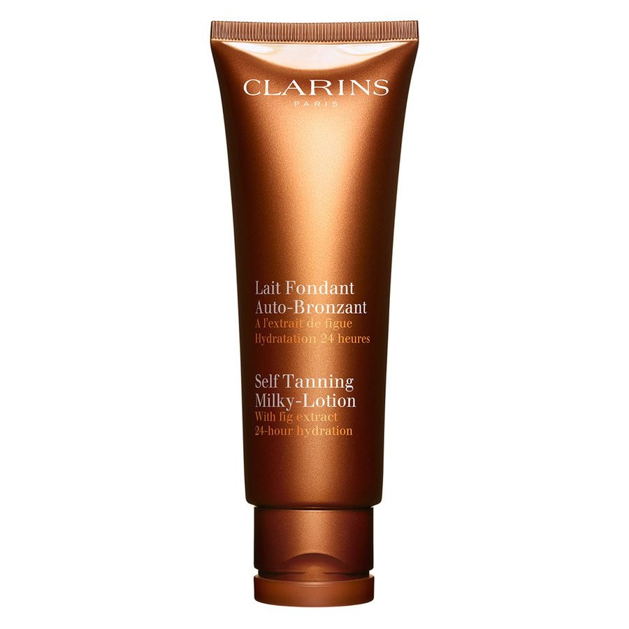 Clarins Self Tanning Milky-Lotion Face and Body 125 ml