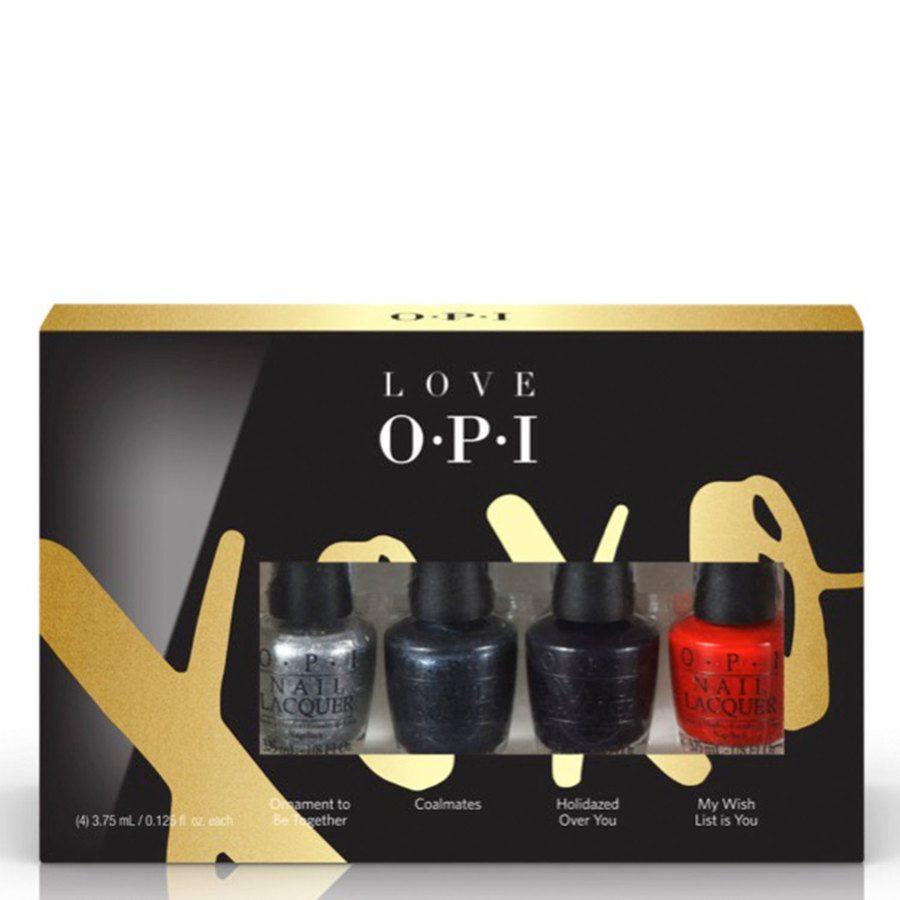 OPI Holiday Collection Mini 4-pack 4 x 3,75 ml