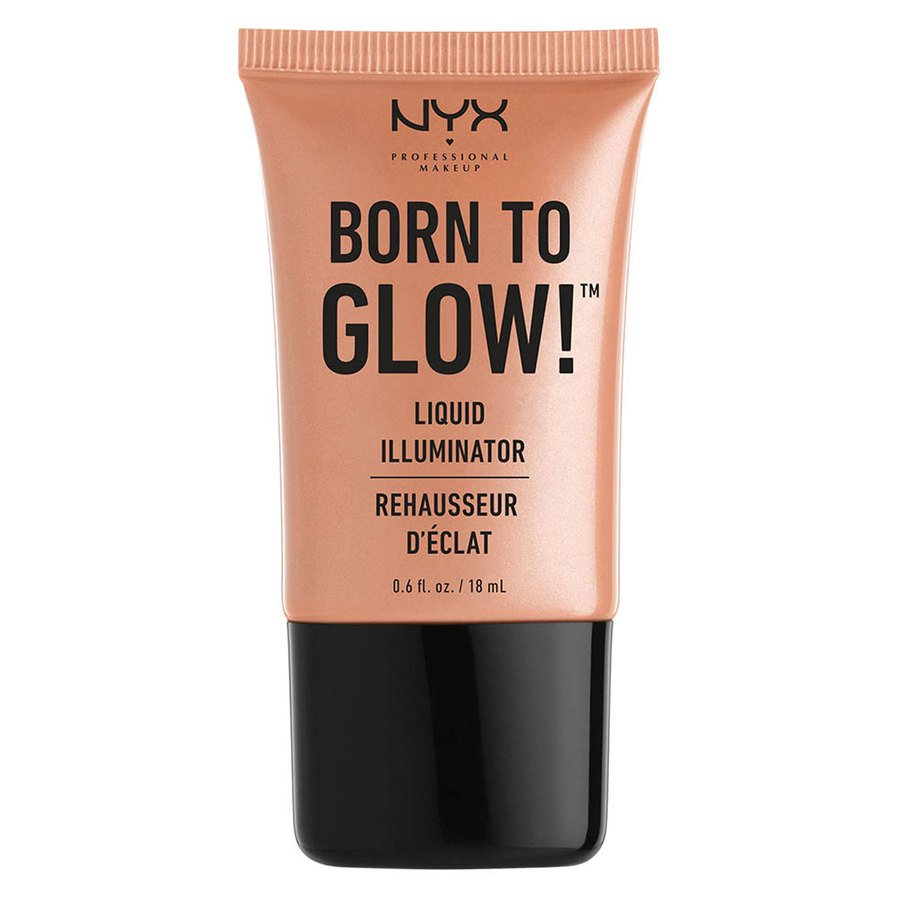 NYX Prof. Makeup Born To Glow Liquid Illuminator Gleam