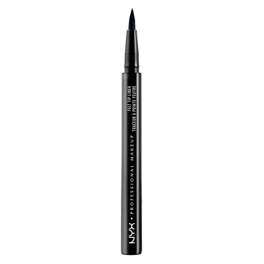 NYX Prof. Makeup Pencil Eyeliner Extreme Black