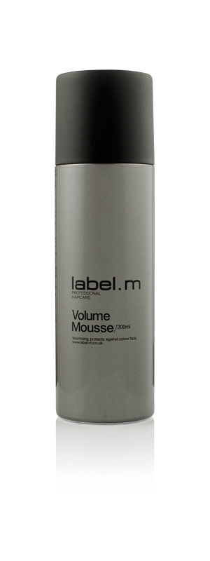 label.m Volume Mousse 200 ml