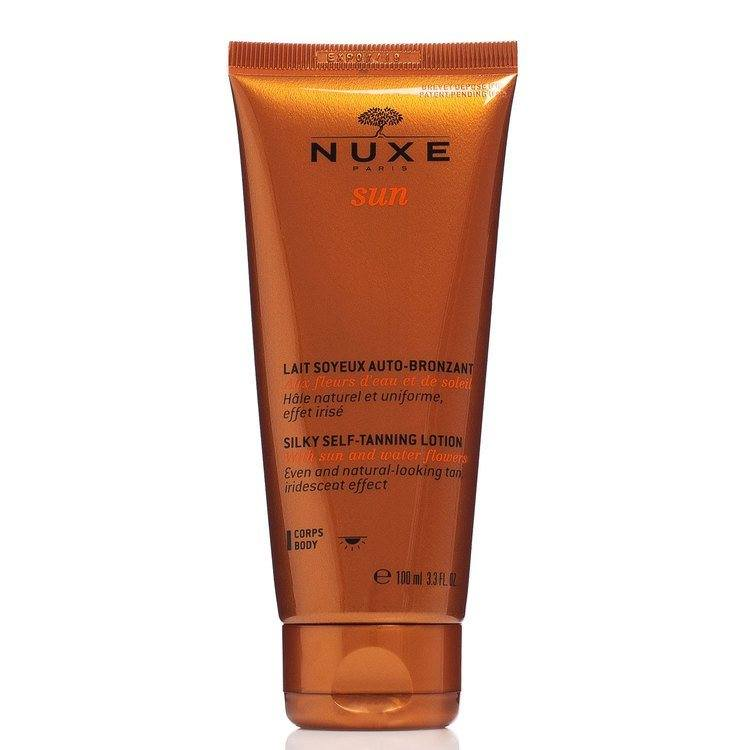 Nuxe Sun Silky Self-Tanning Body Lotion 100 ml