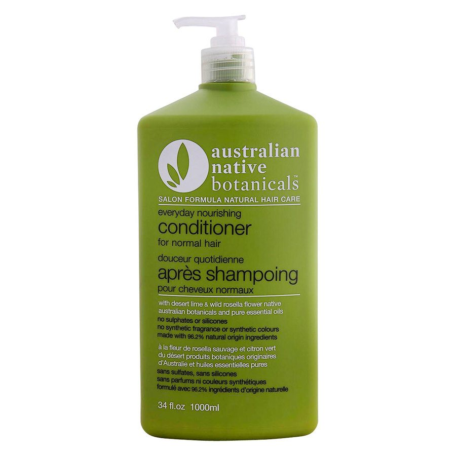 Australian Native Botanicals Conditioner Everyday Nourishing Conditioner For Normal Hair 1000ml