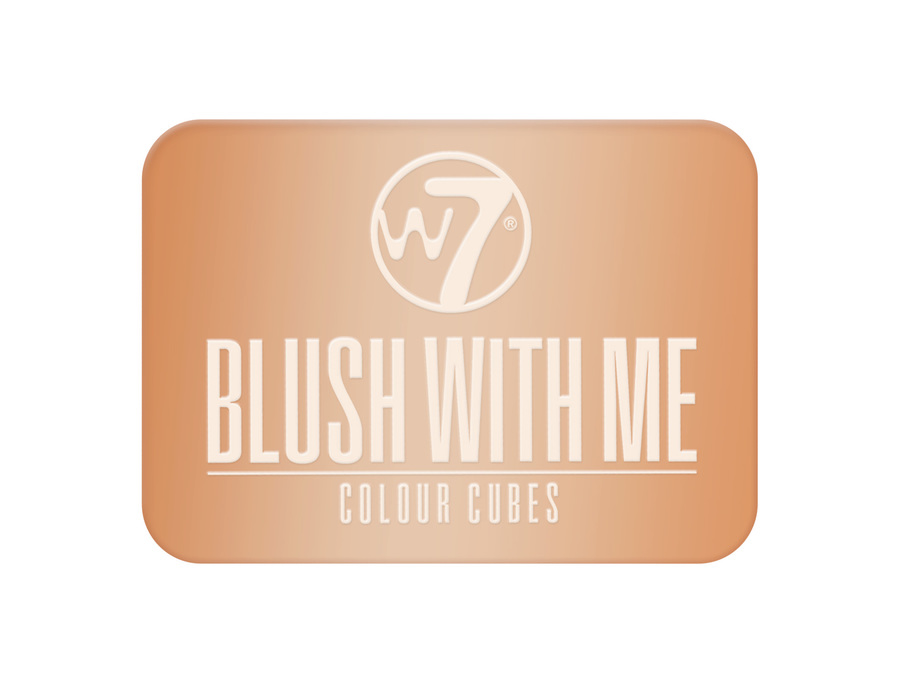 W7 Cosmetics Blush With Me Colour Cubes Cassie Mac
