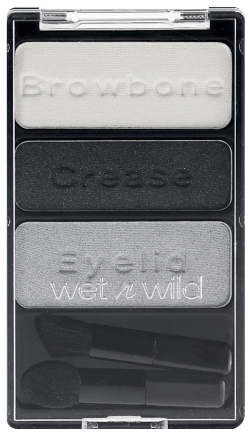 Wet`n Wild Color Icon Eyeshadow Trio Don't Steal My Thunder E385B