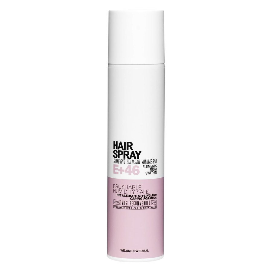 E+46 Hair Spray 300 ml