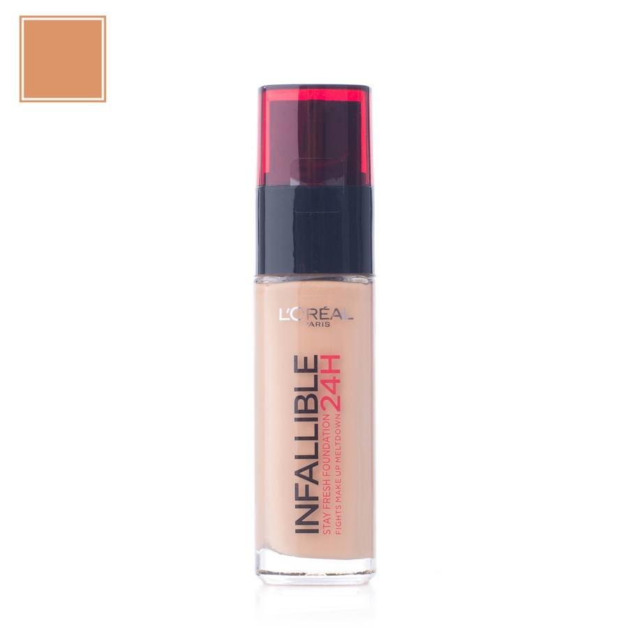 L'Oréal Paris Infallible 24 h Liquid Foundation 260 Golden Sun