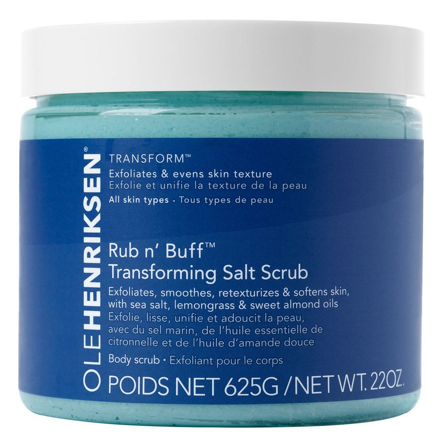 Ole Henriksen Rub n' Buff Transforming Salt Scrub 500g
