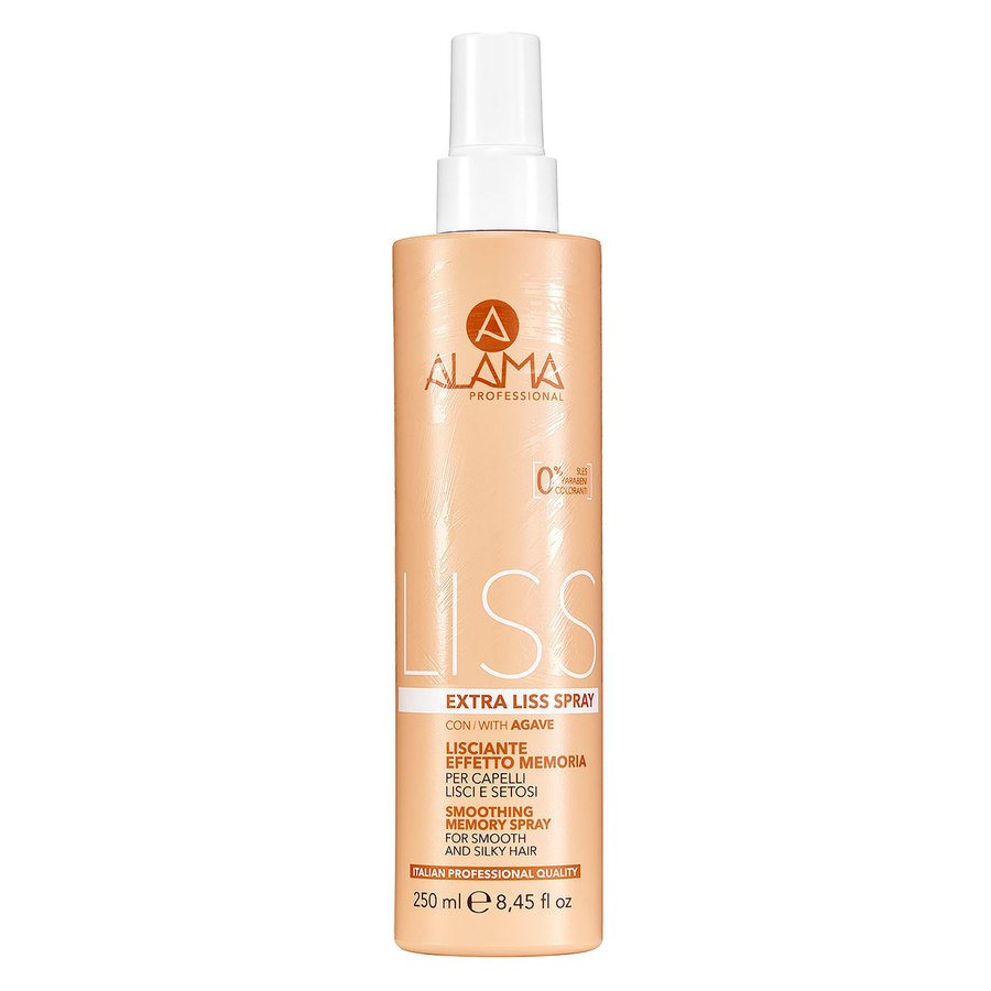 Alama Professional Smoothing Memory Spray For Smooth and Silky Hair 250 ml