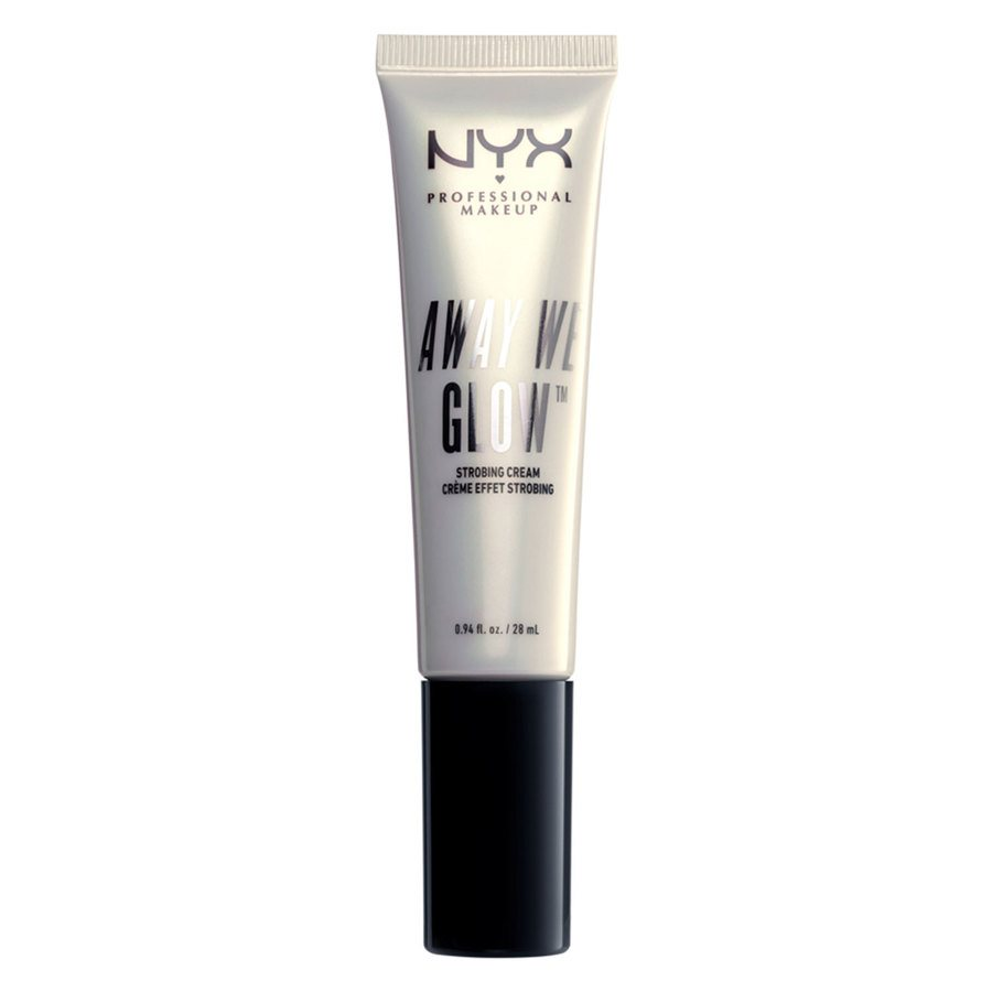 NYX Professional Makeup Away We Glow Strobing Cream Shade 01 28ml