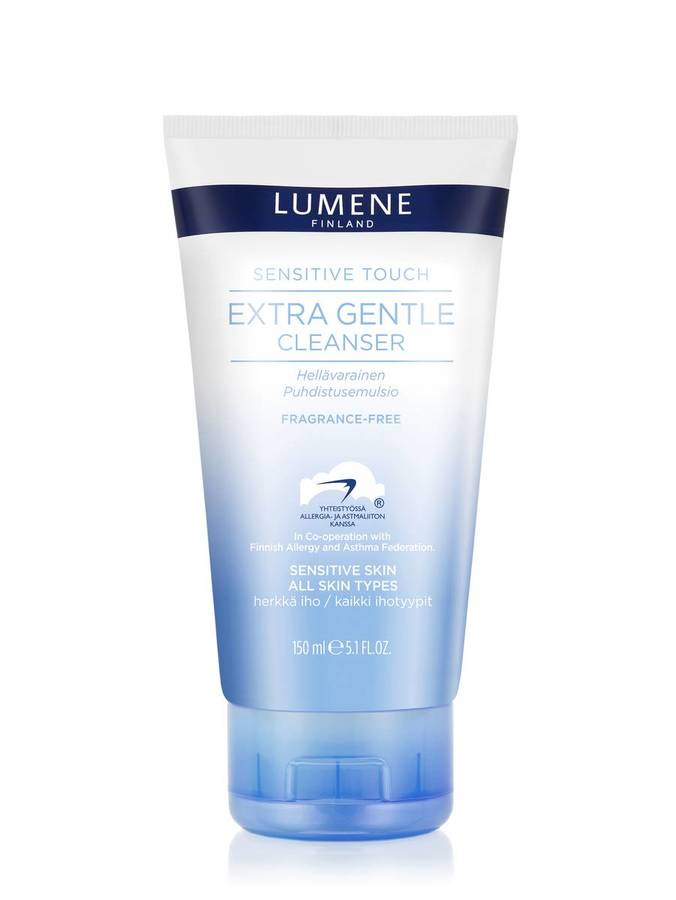 Lumene Skin Care Sensitive Touch Extra Gentle Cleanser 150ml