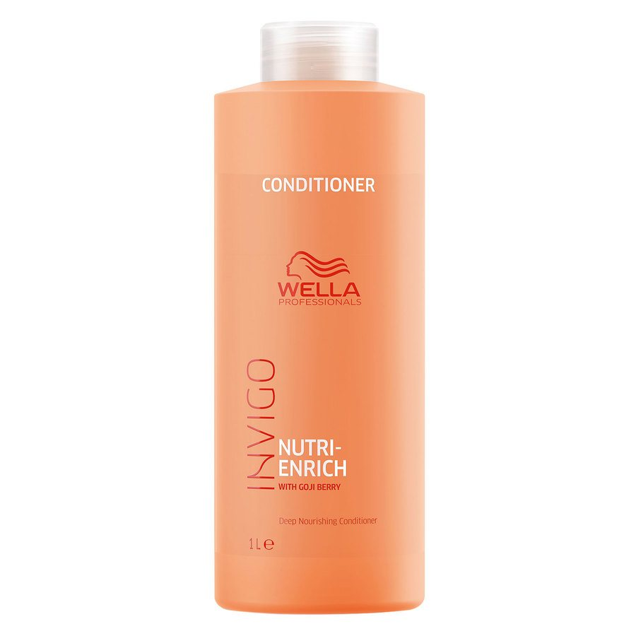 Wella Professionals Invigo Nutri-Enrich Deep Nourishing Conditioner 1000ml
