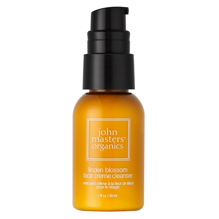 John Masters Organics Linden Blossom Face Creme Cleanser 30ml