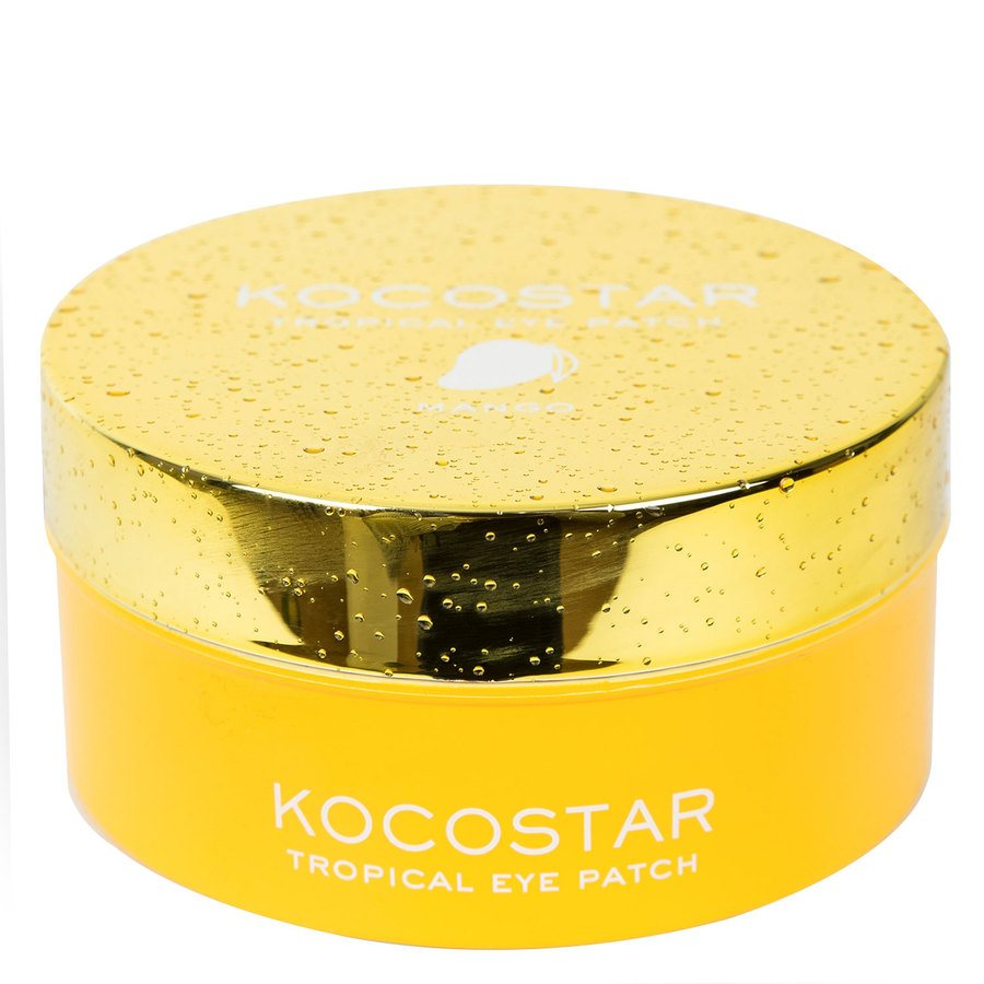 Kocostar Tropical Eye Patch Mango 30 Pairs
