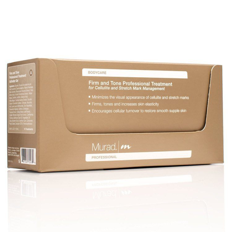 Murad Firm and Tone Professional Treatment 10-pack
