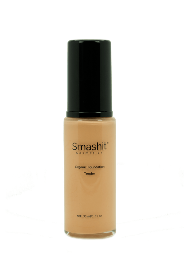 Smashit Cosmetics Organic Foundation Tender 30ml