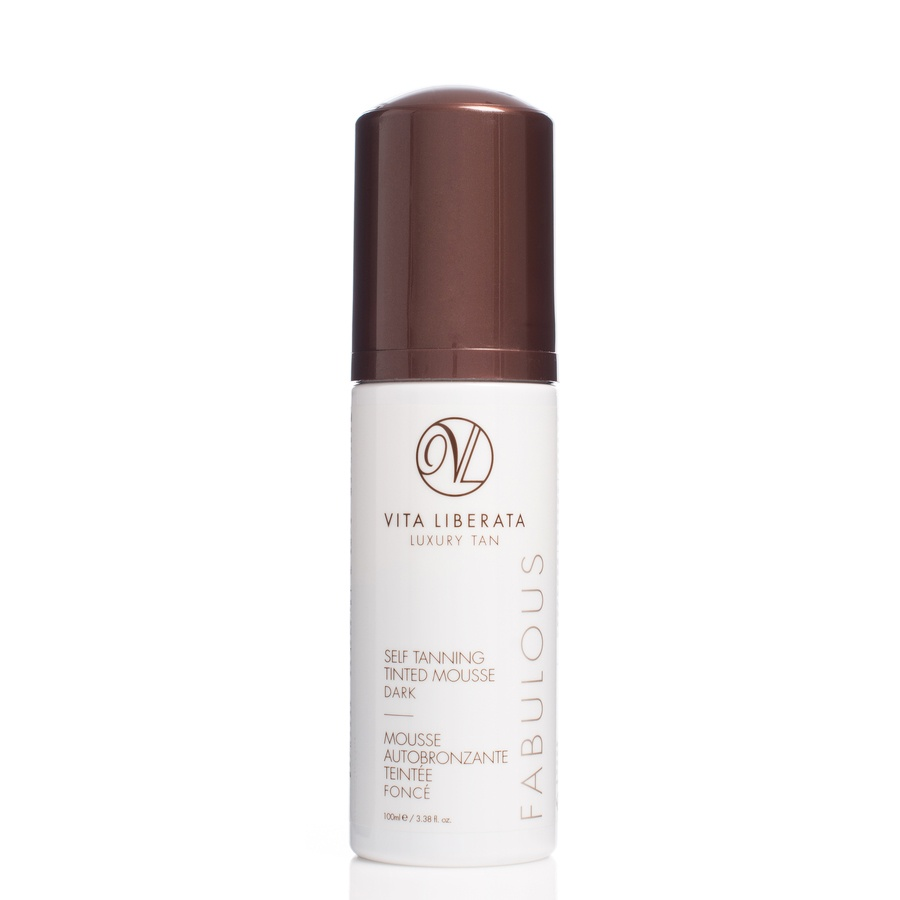 Vita Liberata Self Tanning Mousse Dark 100 ml