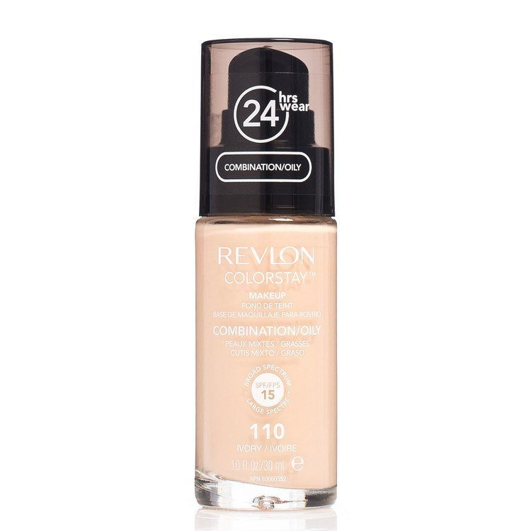 Revlon Colorstay Makeup Combination/Oily Skin 110 Ivory 30 ml
