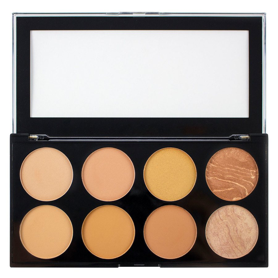 Makeup Revolution Blush & Contour Palette All about Bronzed 13 g