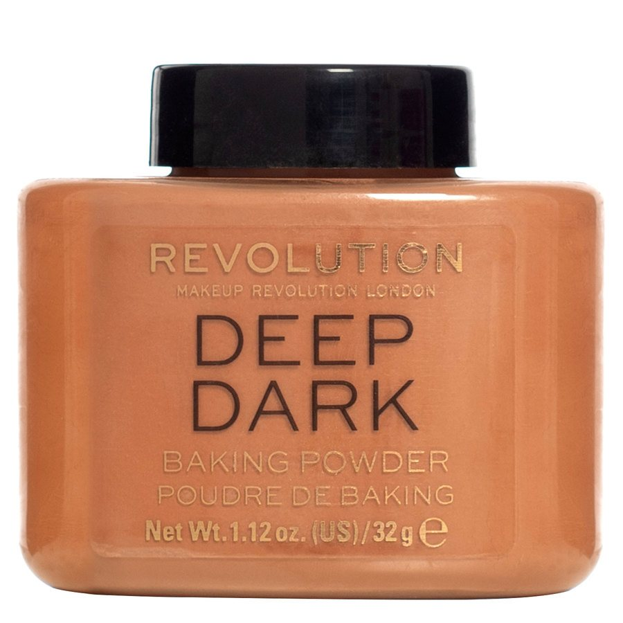 Revolution Loose Baking Powder Deep Dark