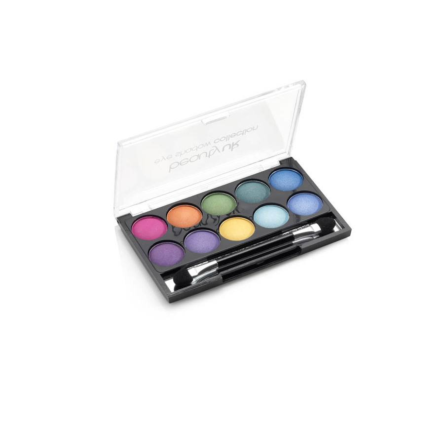 Beauty UK Eyeshadow Palette nr. 2 Soho