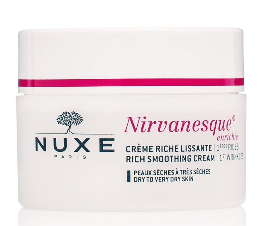 Nuxe Nirvanesque Enrichie 1st Wrinkler Rich Smoothing Cream 50 ml