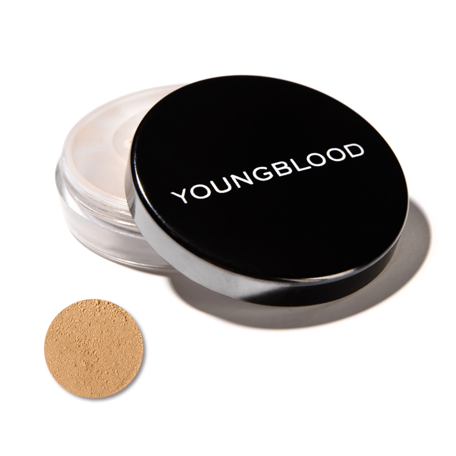 Youngblood Natural Loose Mineral Foundation Tawnee 10 g