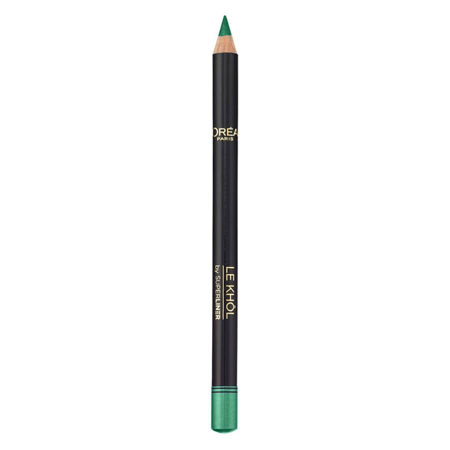 L'Oréal Paris Superliner Le Khôl Eyeliner 116 Rainforest Green 1,2 g