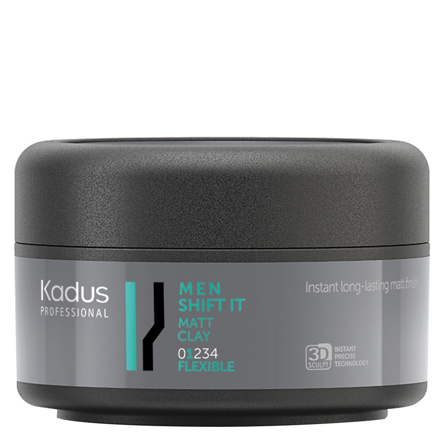 Kadus Professional Men Shift It Matt Clay 75 ml