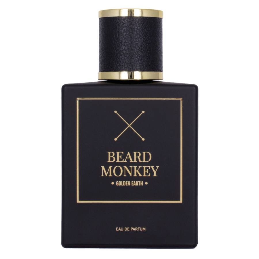 Beard Monkey Golden Earth Eau De Parfum 50 ml