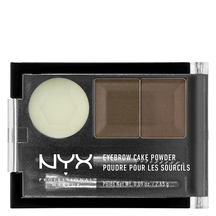 NYX Prof. Makeup Eyebrow Cake Powder Taupe/Ash