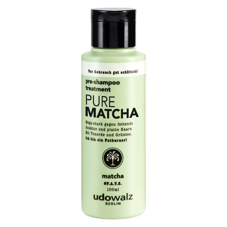 Udo Walz Power Matcha Pre-Shampoo Treatment 100 ml