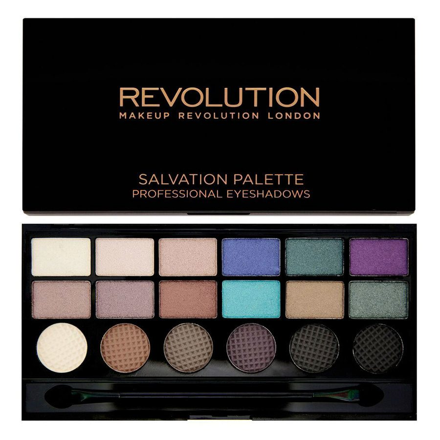 Makeup Revolution Salvation Palette Welcome To The Pleasuredome 13 g