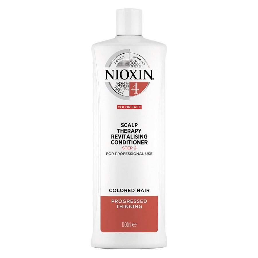 Nioxin System 4 Scalp Therapy Revitalizing Conditioner 1000 ml