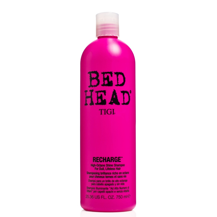 Tigi Bedhead Recharge High-Octane Shine Shampoo 750ml