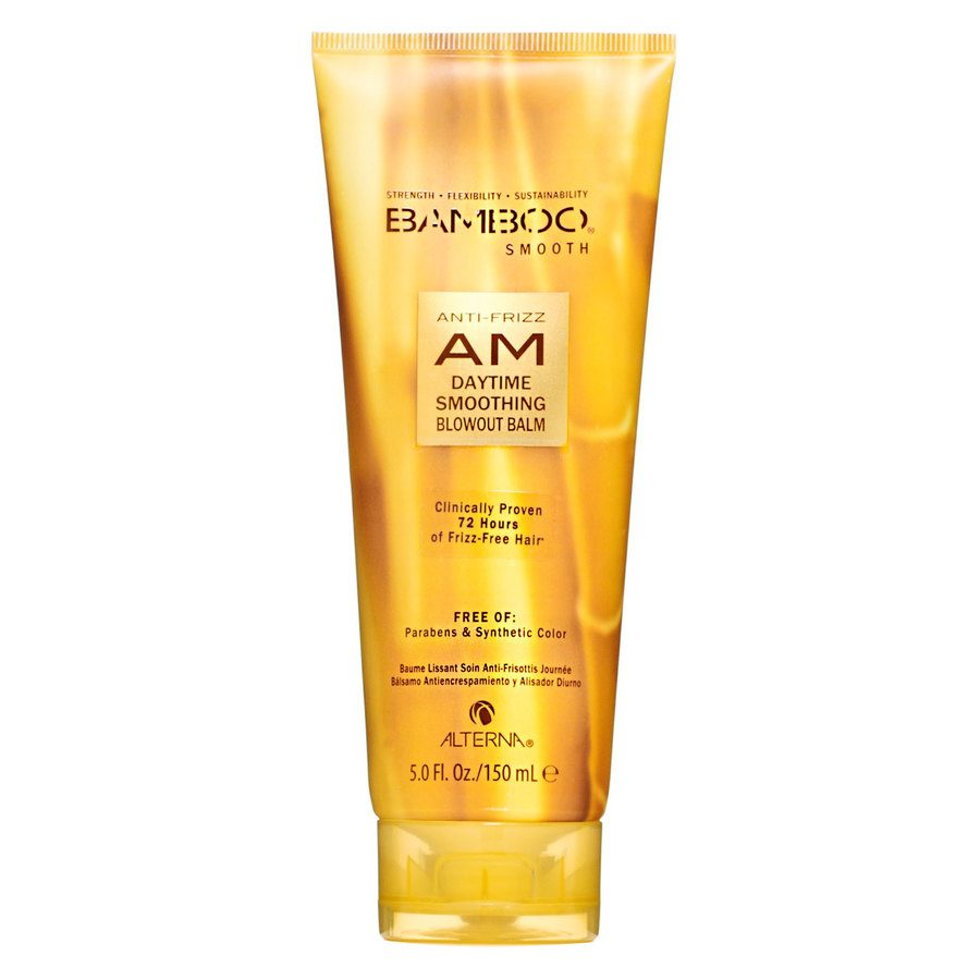 Alterna Bamboo Smooth Daytime Smoothing Blowout Balm 150ml
