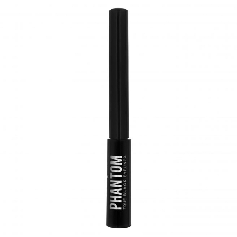 Beauty UK Phantom Black Liquid Eyeliner Black