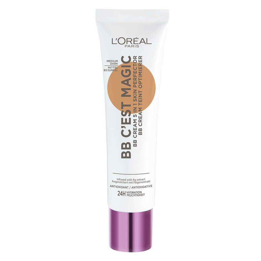 L'Oréal Paris C'est Magic Skin Perfector BB Cream Medium Dark #5