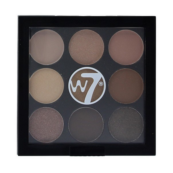 W7 Cosmetics The Naughty Nine Eyeshadow Arabian Nights