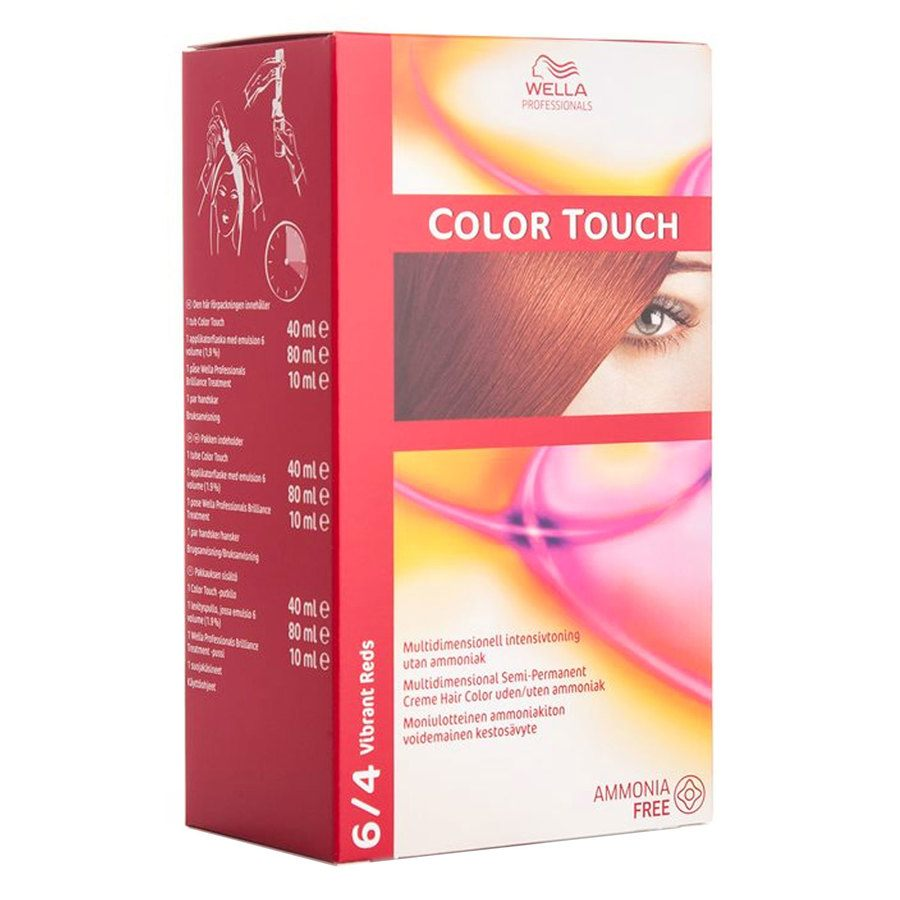 Wella Professionals Color Touch CT OTC 100 ml 6/4 Vibrant Red SKAN