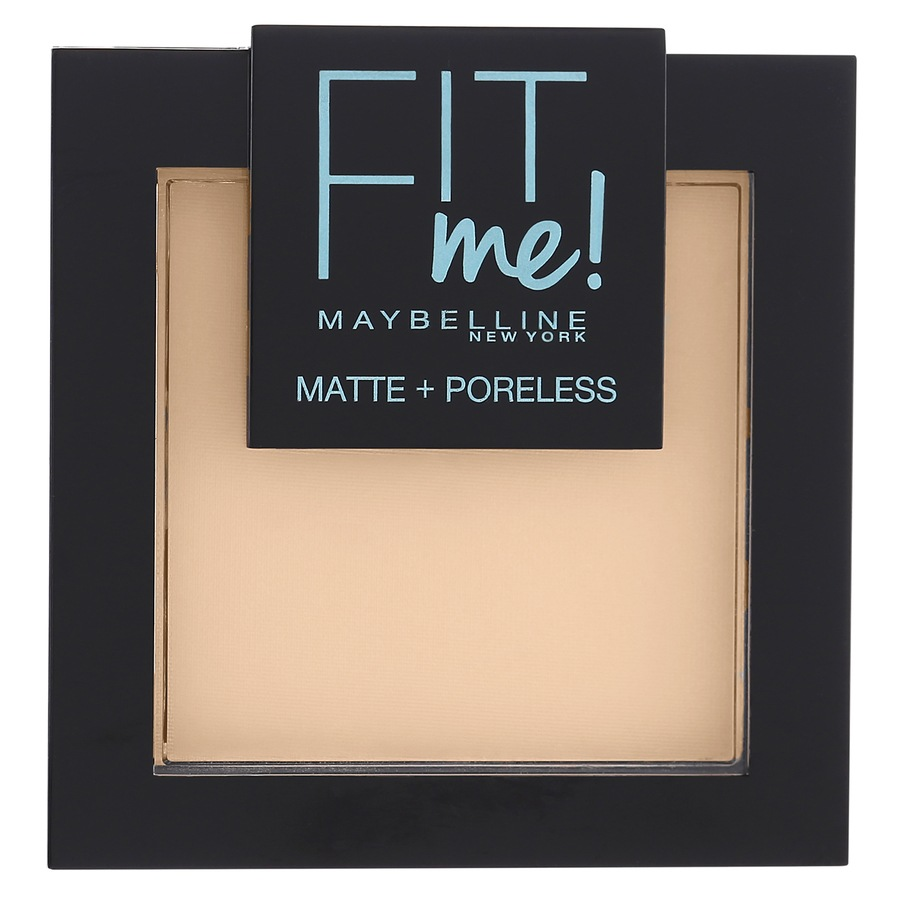 Maybelline Fit Me Matte & Poreless Powder 105 Natural Ivory