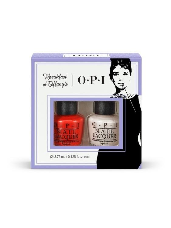 OPI Breakfast At Tiffanys Duo-Pack HRH23