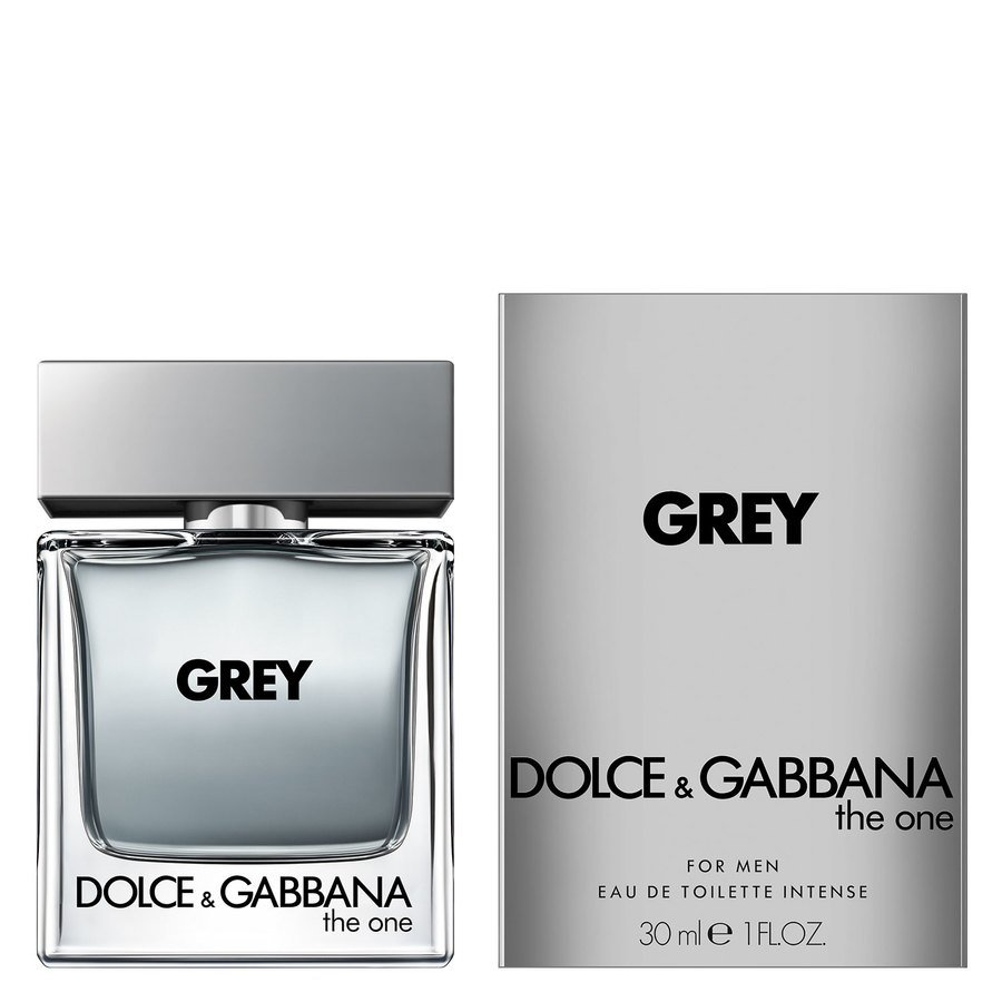 Dolce & Gabbana The One Grey For Men Eau de Toilette 30 ml