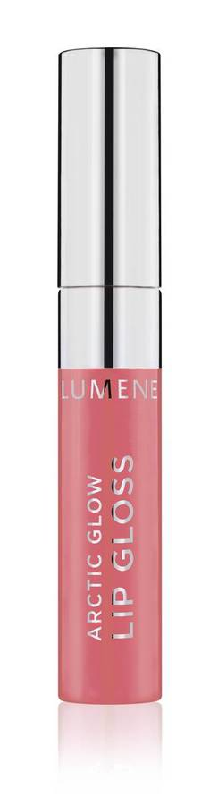 Lumene Artic Glow Lip Gloss 04 Beam 8ml